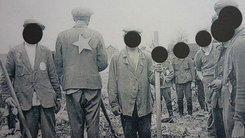 Jüdische Zwangsarbeiter? Anfang des vergangenen Jahres gab ein Unbekannter 50 Lichtbilder von möglichen Kriegsverbrechen im Eschweiler Amtsgericht ab