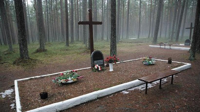 Gedenkstätte im Wald von Piaśnica