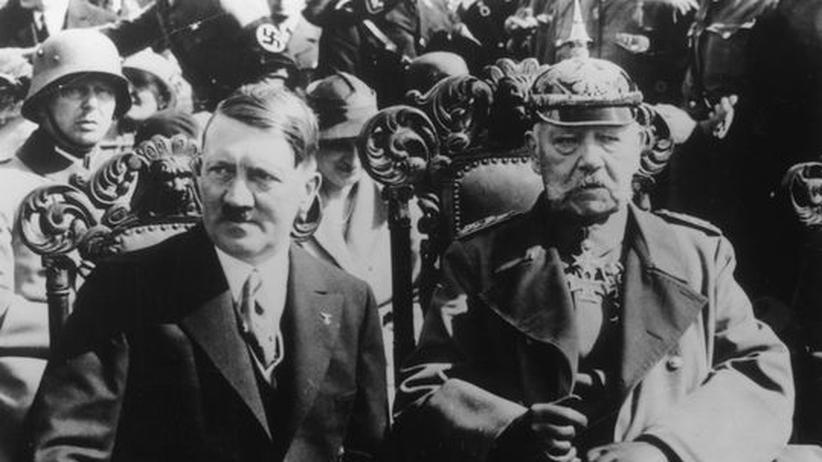 """Deutsche Geschichte: Vom zweiten zum """"Dritten Reich"""""""