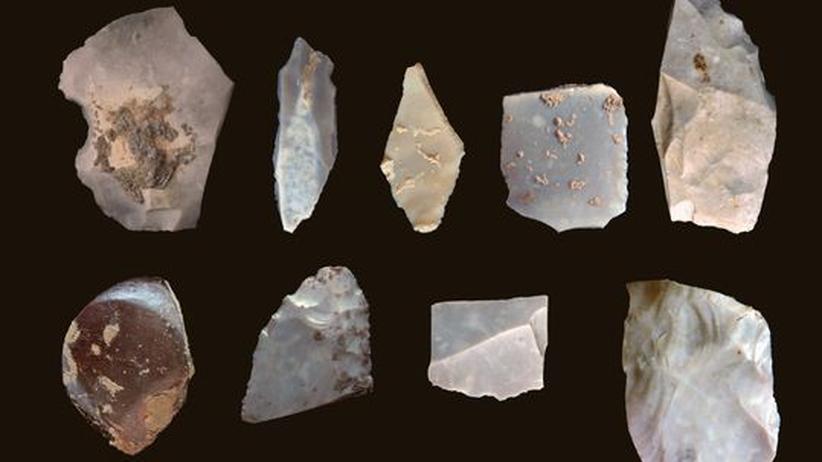 Archäologie: Der Werkzeugkasten der ersten Amerikaner
