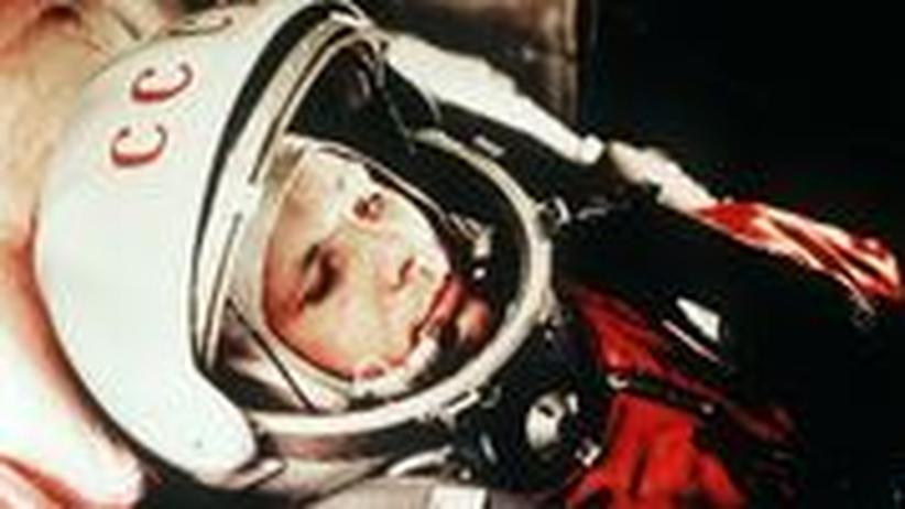 Jurij Gagarin Raumfahrt