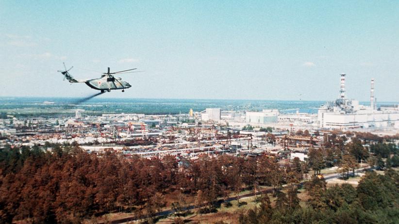 """GAU in Tschernobyl: """"Sie standen im radioaktiven Staub und wussten es nicht"""""""