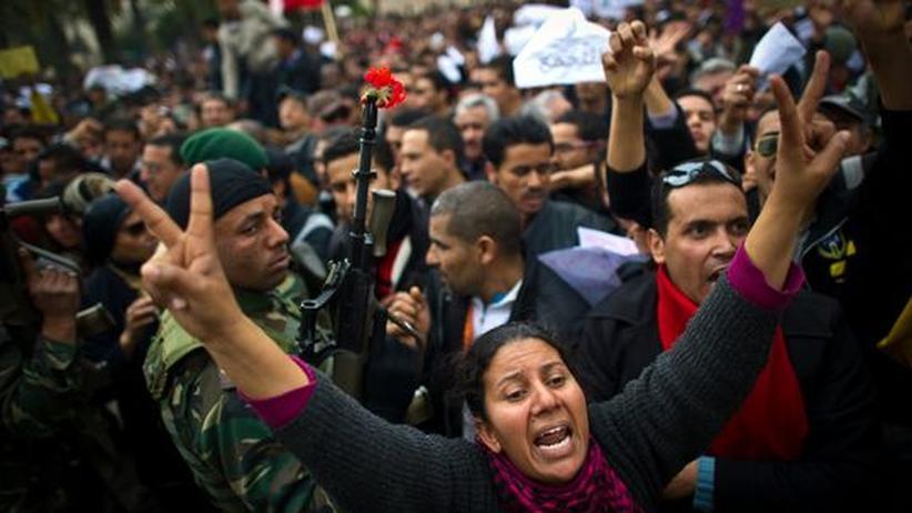 Arabische Welt: Revolutionen kommen selten allein