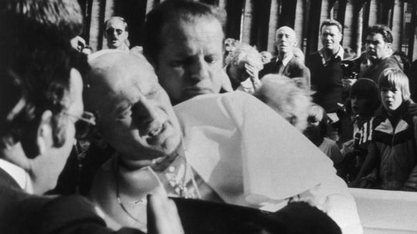 1981: Attentat auf Johannes Paul II.: Wie der polnische Papst zum Mythos wurde