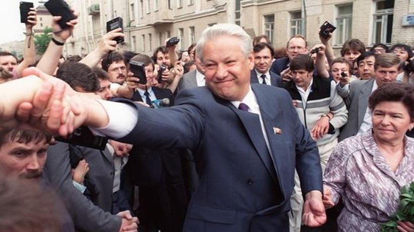 Boris Jelzin: Triumphator und Zerstörer der Sowjetunion