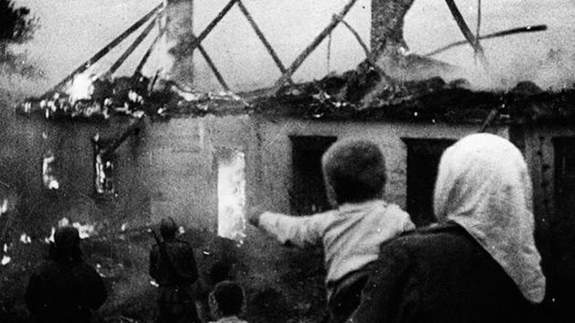 Blockade Leningrads: Hunger als Waffe
