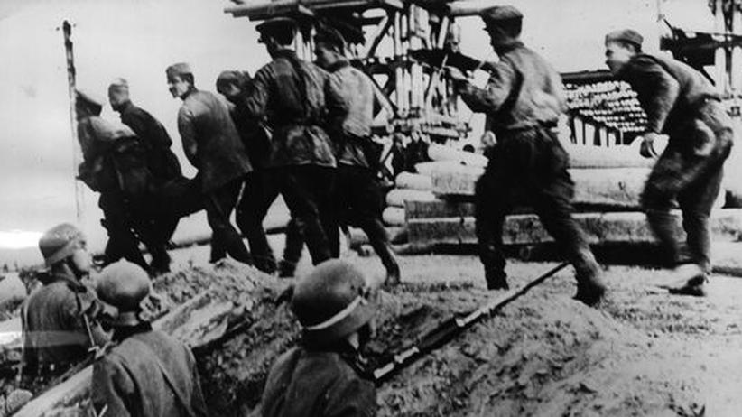 Überfall auf die Sowjetunion: Ein Erlebnis absoluter Macht