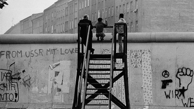 DDR-Geschichte: Leben mit der Mauer