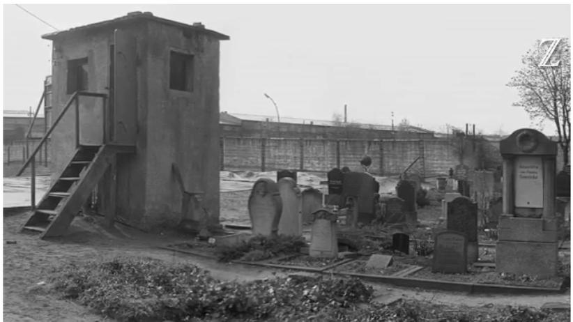 Geteiltes Berlin: Seltene Blicke auf die andere Seite der Mauer