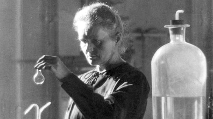 Nobelpreisträgerin Marie Curie: Als Ikone vermarktet, aber der Forschung verschrieben