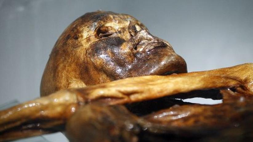 Frühmenschen: Legenden um Ötzi
