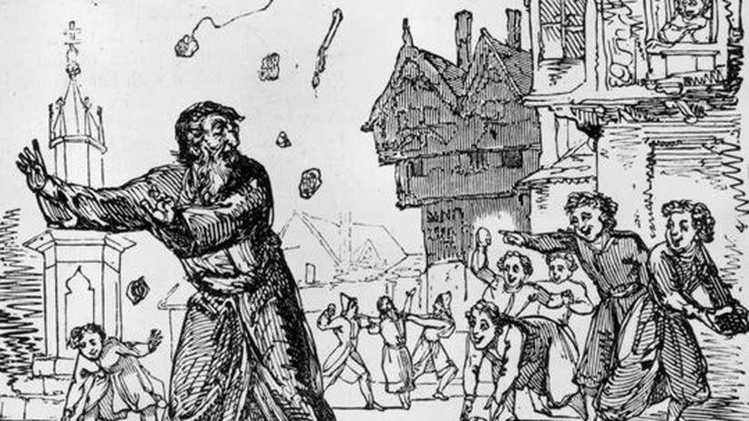 Antisemitismus-Geschichte: Mit Gott gegen die Juden
