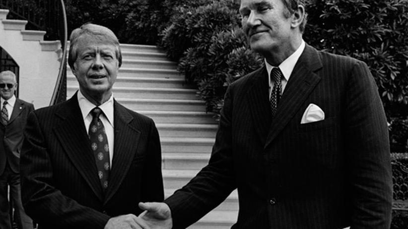 Geschichte der Umweltpolitik: Jimmy Carters Versuch, das Klima zu retten