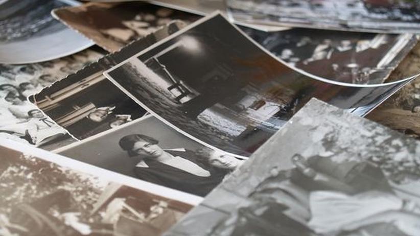 Ahnenforschung Familienalbum