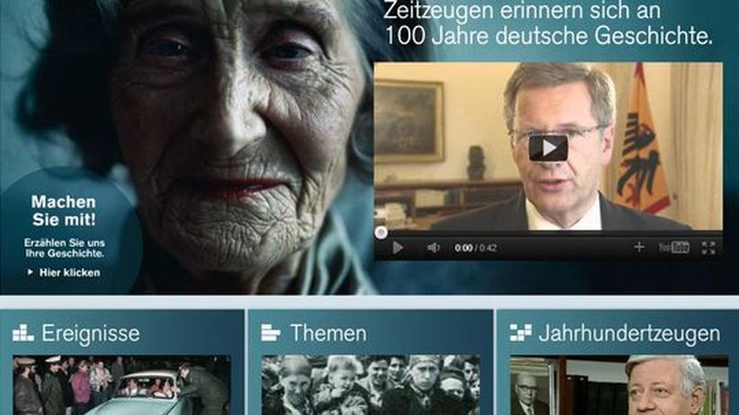 """Projekt """"Gedächtnis der Nation"""": Geschichte konservieren im YouTube-Stil"""