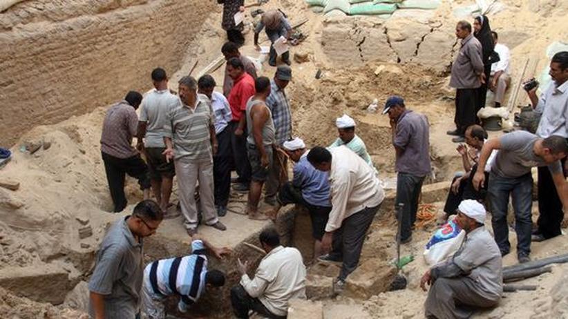 Archäologie: Deutsche Grabungen stabilisieren Krisenregionen