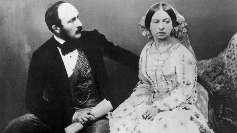 Deutsch-Englische Geschichte: Dearest Albert