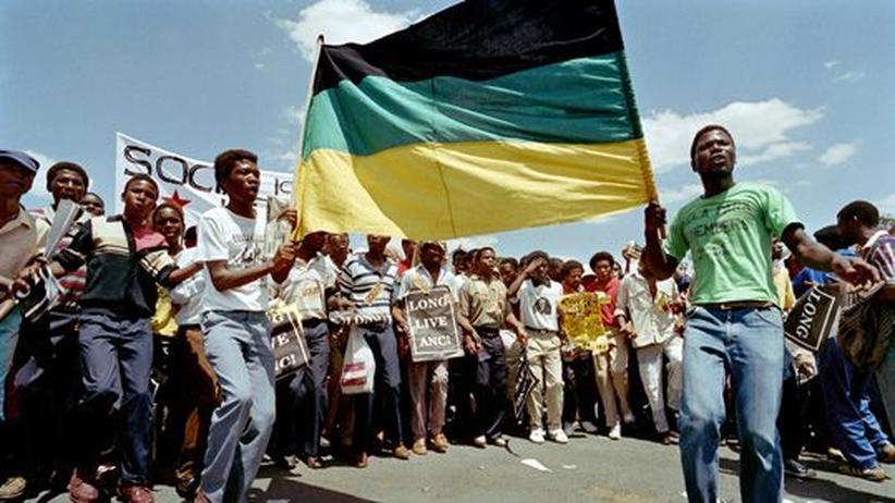 African National Congress: Eine Kerze für den ANC