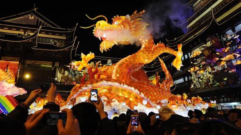 Chinas Aufstieg: Der geteilte Himmel