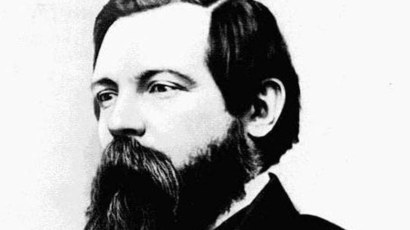 Arbeiterbewegung: Friedrich Engels im Jahr 1868