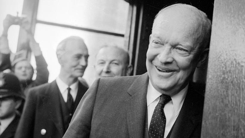 Streit um Denkmal: Als barfüßigen Jungen wollen sie Eisenhower nicht sehen