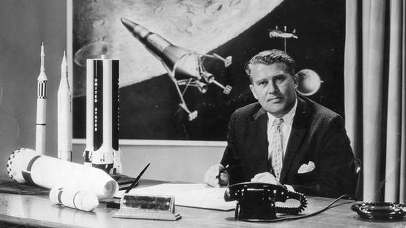 Wernher von Braun: Ein Mann der Gegensätze