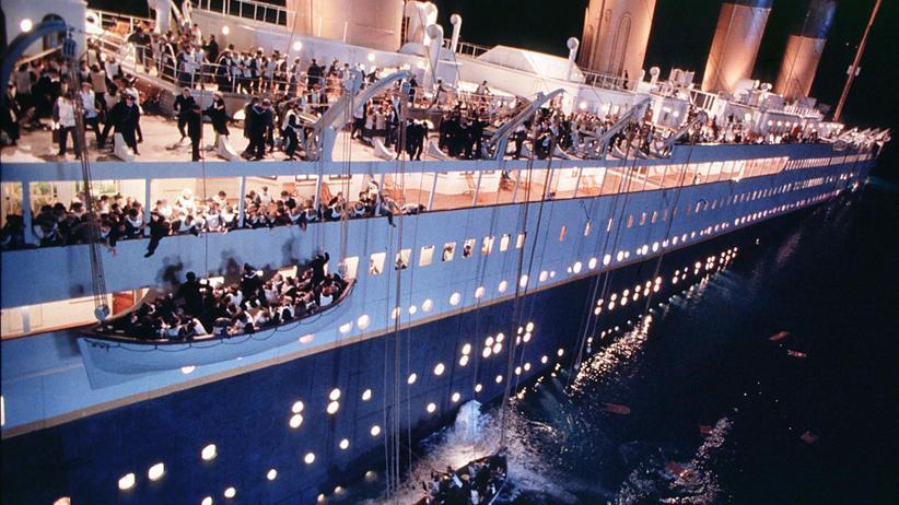 """100. Jahrestag: Die unendliche Katastrophe der """"Titanic"""""""