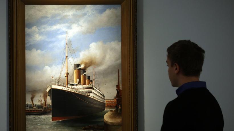 """Schifffahrt: Die ersten und letzten Tage der """"Titanic"""""""