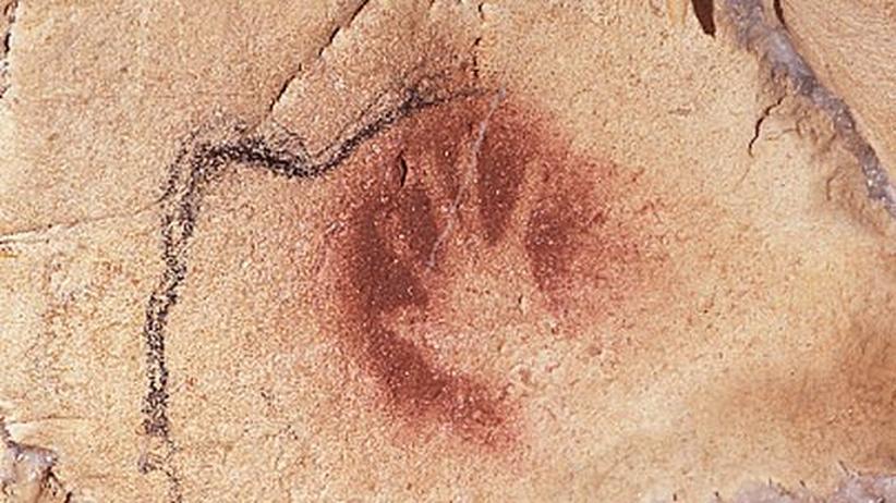 Steinzeitliche Kunst in der Höhle von Chauvet (Archivfoto).