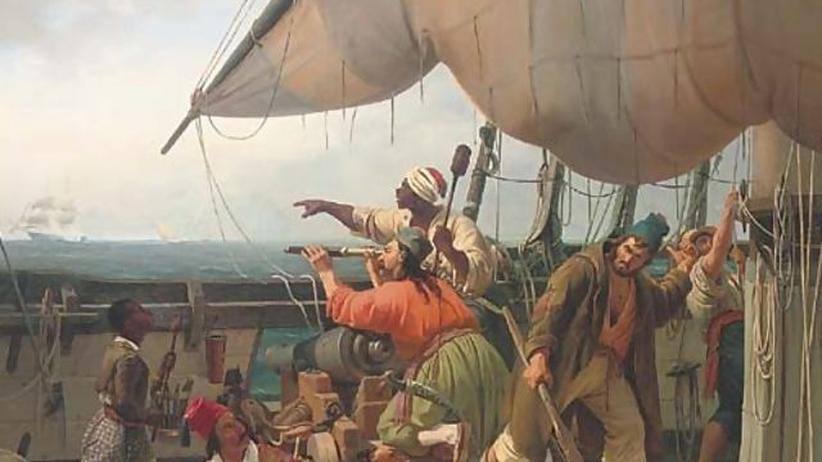 Sklavenhandel: Auf Menschenjagd im Mittelmeer