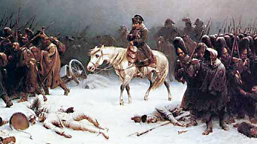 Russlandfeldzug 1812: Der langsame Tod von Napoleons Grande Armée