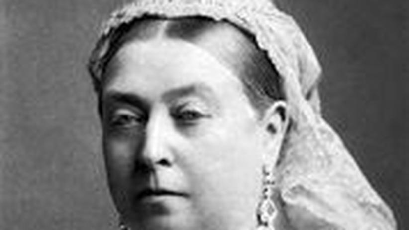 Queen Viktoria: Queen Viktoria 1882 (Foto von Alexander Bassano)
