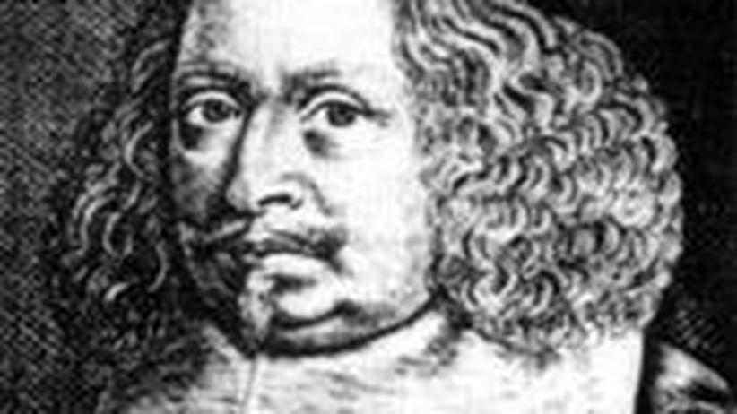 Justus Georg Schottelius: Justus Georg Schottel, deutscher Dichter und Sprachgelehrter der Barockzeit