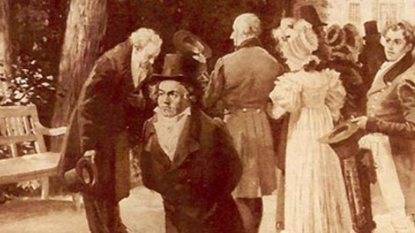 Beethoven & Goethe: Das Treffen in Teplitz