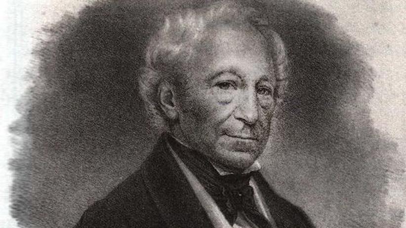 Adam von Itzstein: Johann Adam von Itzstein (1775-1855)