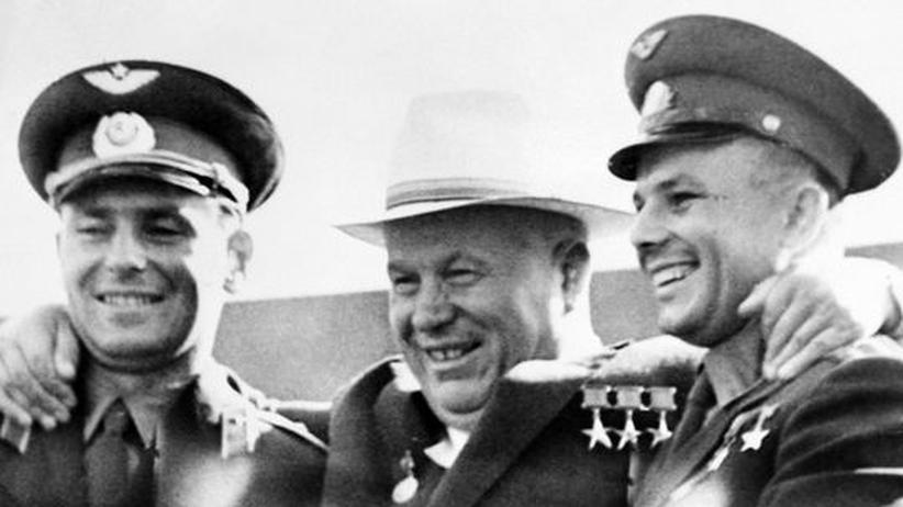"""Kalter Krieg: """"Wir glaubten keiner Propaganda"""""""