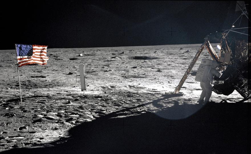 Neil Armstrong Ein Großer Schritt Für Die Menschheit Zeit Online