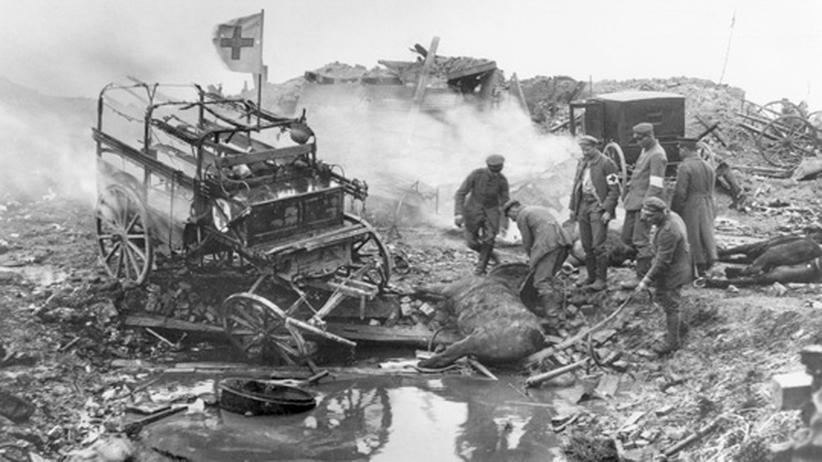 Erster Weltkrieg: In Basel forderten die Sozialisten den Weltfrieden