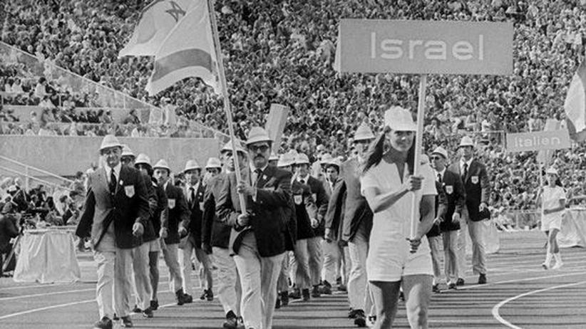 """Olympia-Attentat 1972: """"1972 war kein Wendepunkt"""""""
