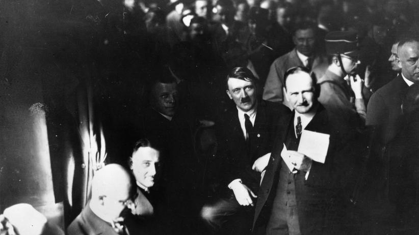 Nazi-Ursprung: Hitlers Münchner Helfer waren durchgeknallte Saufnasen