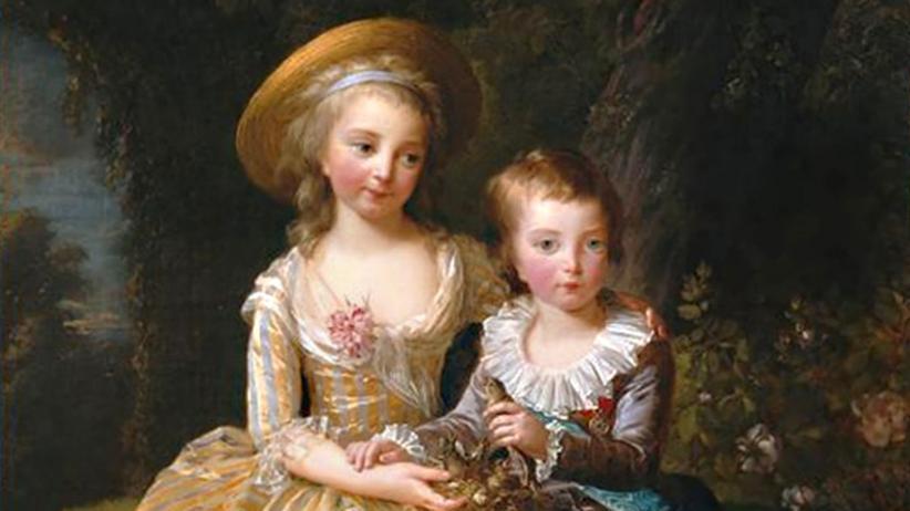"""Die """"Dunkelgräfin"""": Liegt die Tochter von Marie Antoinette im Thüringer Wald?"""
