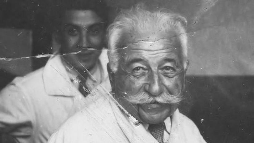 Auguste Lumière: Der Kino-Erfinder machte Arzneien aus Fotolabor-Chemikalien