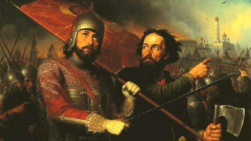 Geschichte Osteuropas: Kampf um den Kreml