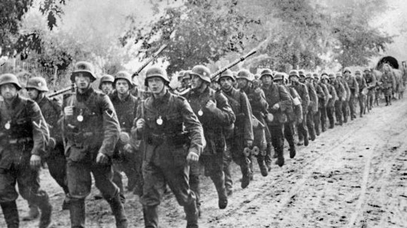 Nationalsozialismus Hitlers Willige Landser Zeit Online