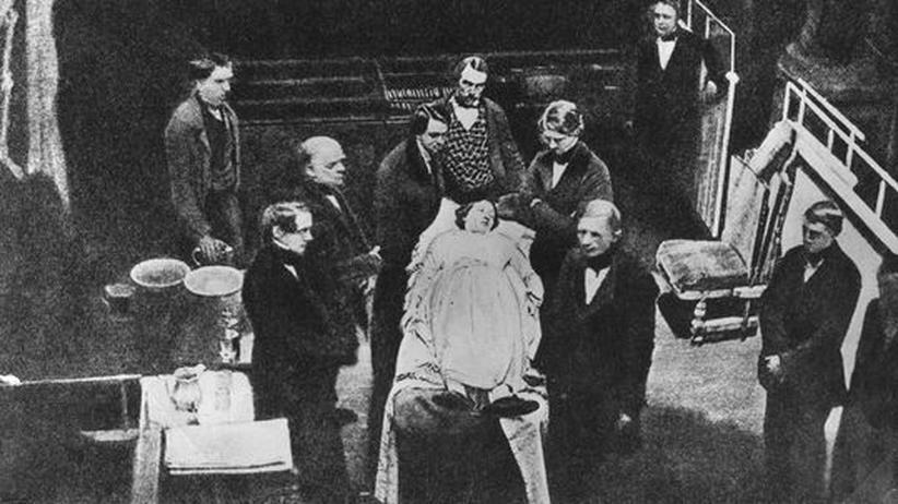 Medizingeschichte: Als wir auf dem OP-Tisch das Gespür verloren