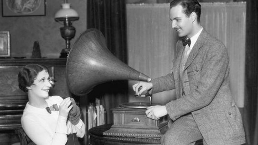 Grammophon: Als Musik ihre Flüchtigkeit verlor