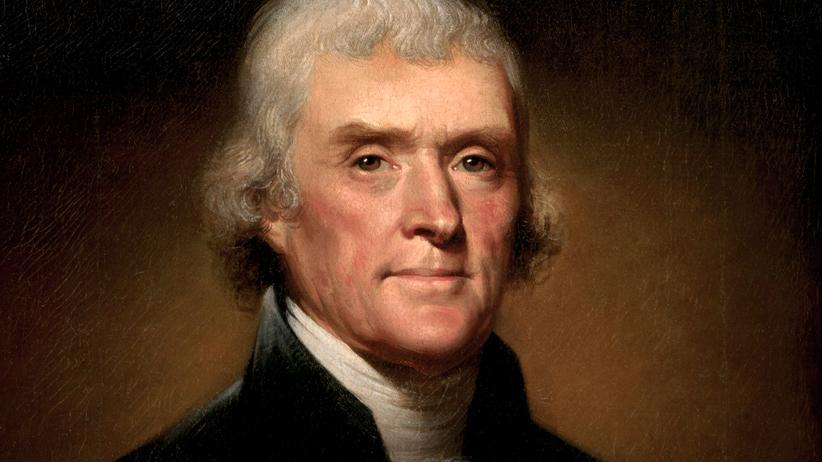 Deutschlandreise: Im alten Reich suchte Thomas Jefferson die US-Verfassung