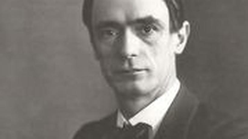 An­th­ro­po­so­phie: Rudolf Steiner um 1905