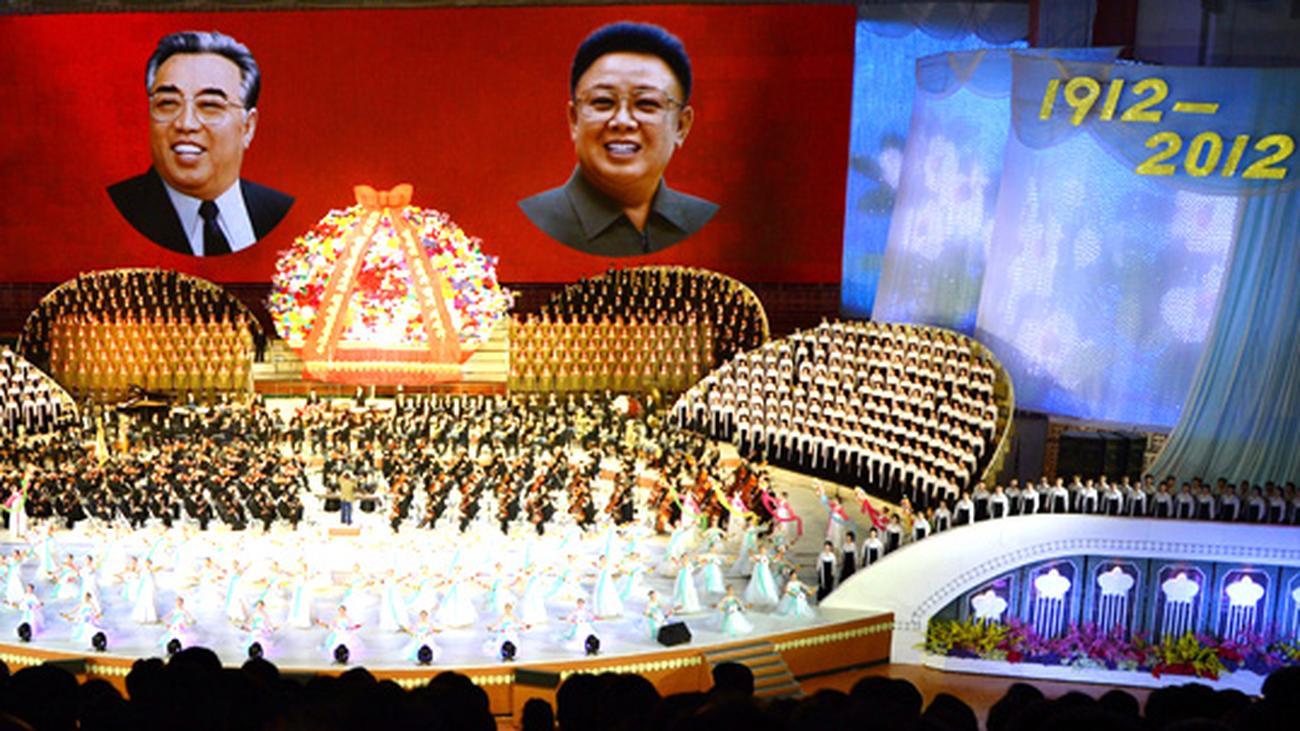 nordkoreas machthaber im schwarzen loch zeit online. Black Bedroom Furniture Sets. Home Design Ideas