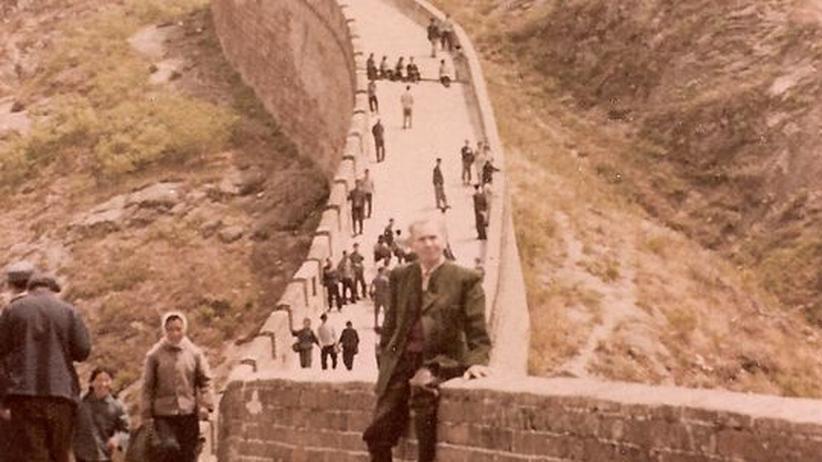 "Erster Tourist in China: ""Im Ausland bin i scho a Hund"""